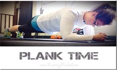 Benefits of doing a plank... strong core moves.