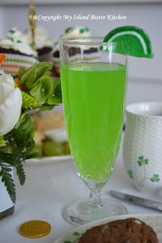 St. Patrick's Day Afternoon Tea | My Island Bistro Kitchen
