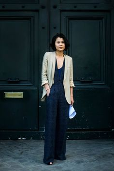 On the Street….Extreme Chic, Paris « The Sartorialist