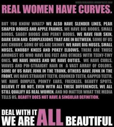 WE ARE ALL REAL