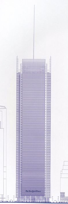 Renzo Piano NYtimes Building