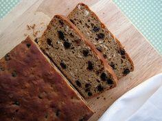 Cinnamon Raisin Bread - love it toasted!!