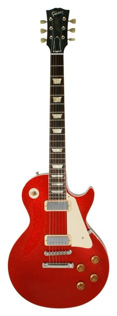 1957 Les Paul Reissue ~ Red Sparkle with Mini Humbuckers   Gibson Custom Shop