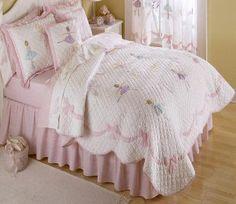 Ballerina bedding