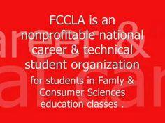 FCCLA Commercial - School Project !  Promo video....