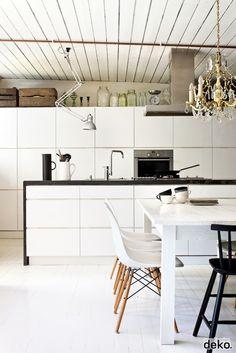 Kitchen | Scandinavian Deko