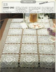 Magic crochet № 59 - Edivana - Álbumes web de Picasa