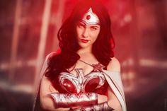 Wonder Woman- Eve Beauregard (photo: fiathriel)