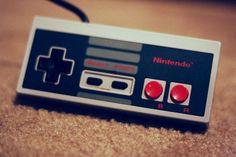 NES controller. (Nintendo)