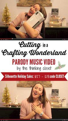 """""""Cutting in a Crafti"""