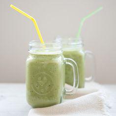 Healthy Happy Green Smoothie recipe