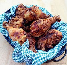Picnic-Perfect Buttermilk Fried Chicken