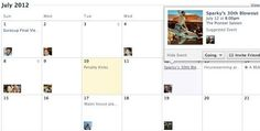 Facebook redesigns Events listings, makes you an even bigger jerk for forgetting someone's birthday