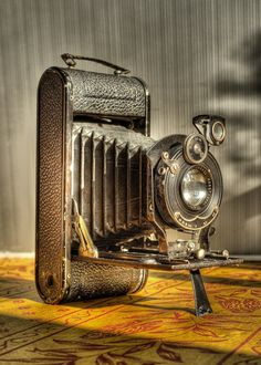 1920's camera, beautiful and a stunning shot Repinned by www.silver-and-grey.com
