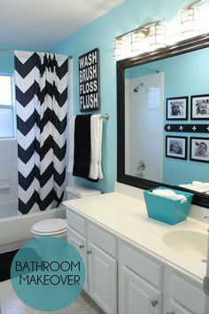 I think I'm going to do an overall cheetah and chevron theme with bright colors for my bedroom and bathroom