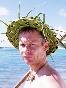 adore him:  Ian Wright - Globe Trekker