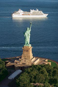 Statue of Liberty, NY