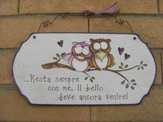 chouettes amoureuses on pinterest