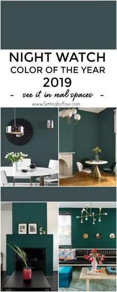 We love this gorgeous rich green! Will you be adding it to your apartment?