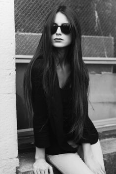 My hair is almost this long, but not as healthy.