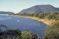 Lake Malawi in Malawi