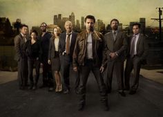 #GangRelated » Official TV Series Trailer #1 [Starring Ramon Rodriguez & The RZA]