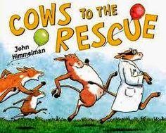 Picture Books: Cows to the Rescue pictur book, picture books, children book