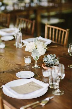 rustic barn wedding reception http://www.weddingchicks.com/2013/09/12/twelve-at-the-table/