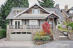 Charming Craftsman home