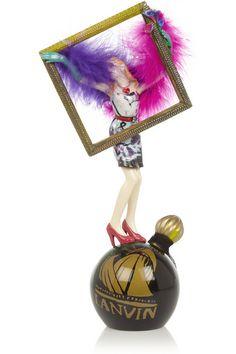 Miss Lanvin 40 porcelain figurine