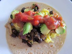 Healthy and Delicious Breakfast Burritos