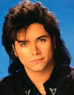 """Uncle Jessie and his mullet... sweet.  This pic is from """"48 Pictures That Perfectly Capture the '90's"""""""