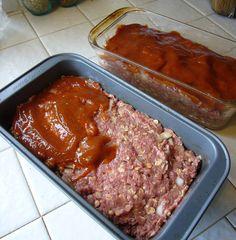 Recipe for Paula Deens Meatloaf dinner, deen cook, food, beef, meat loaf recipe, deen meatloaf, paula deen, meatloaf recipes, meal