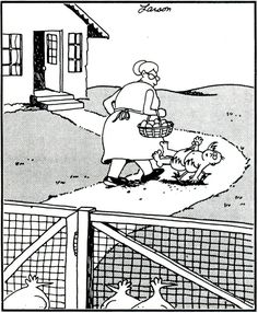 "Gary Larson ""The Far Side""."