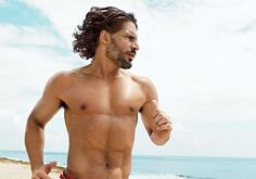Add True Blood star Joe Manganiello's five-exercise circuit to your weekly routine