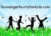 Nature walk scavenger hunts!