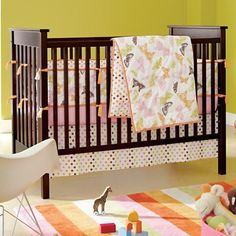 Land of Nod Crib - Made in the USA