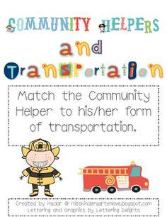 Freebielicious - Community Helpers