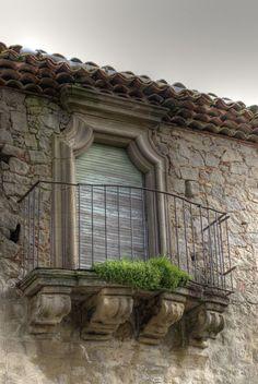 Balcone  Tuscani