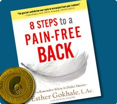 I just did the exercises in the first chapter of this book.  My back already feels better.  The book is detailed and explains clearly why we have back pain.  Then it explains how to fix the problems doing simple exercises.  I look forward to seeing how it works in the long run.