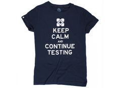 J!NX : Portal 2 Keep Calm & Continue Testing