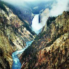 Montana Wyoming road trip  YELLOWSTONE NATIONAL PARK
