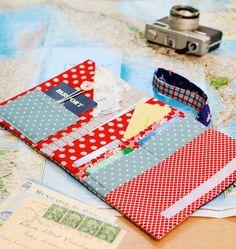 Wanderlust Pocketbook by Adrienne Smitke