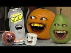 Annoying Orange - WazZOOM