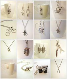 Silver jewelry!