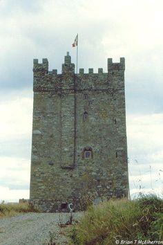 Ballyhealy Castle, County Wexford