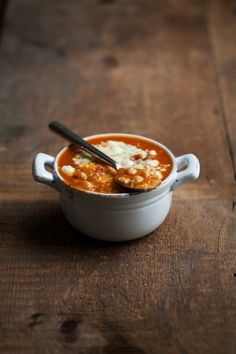 Buffalo Chickpea and Bulgur Chili