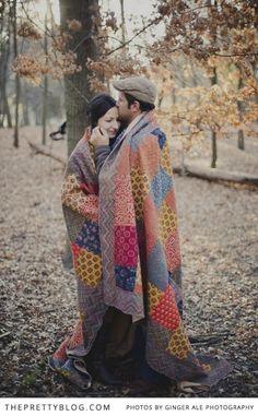 Autumn engagement session | Photography: @Alexandra Laudo Art