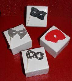 masquerade  mini boxes
