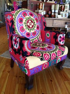 Awesome arm chair